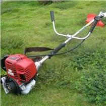 斜跨式139F發動機汽油稻谷割草機側背式汽油割草機配