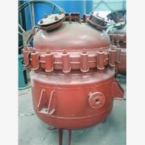 常德电加热搪瓷反应釜厂 电加热搪玻璃反应罐
