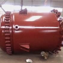 陜西廠家供應電加熱搪瓷反應釜 搪瓷化工設備
