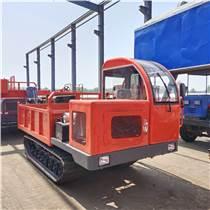 型号齐全3吨农用履带运输车 地下工程履带式翻斗车