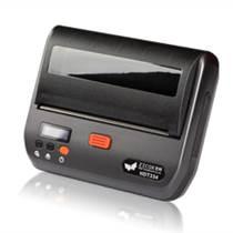 芝柯便攜式藍牙標簽打印機HDT334