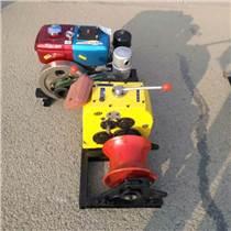 8噸皮帶傳動絞磨圓形變速箱收線絞磨器