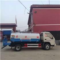 東風福田5方小型汽車灑水車,村莊道路養護抑塵車