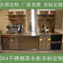 歐琳娜全不銹鋼櫥柜定做家用整體304不銹鋼灶臺柜櫥柜