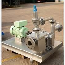污水提升轉子泵