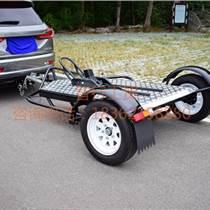 重型機車摩托車拖架掛板