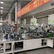 口罩機生產廠家-大族粵銘20年自動化制造經驗