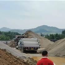 徐州市砂场泥浆处理设备 带式淤泥压滤机工作流程