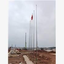 贛州工地項目部節式旗桿-變徑旗桿-不銹鋼旗桿
