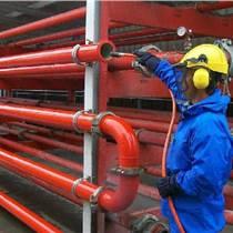 工業防爆清洗機化工廠熱換器冷凝器列管清洗
