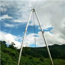 15米三腳抱桿廠家10米三角架立桿機配件