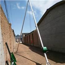貴州三腳架立桿機電力扒桿8-15米