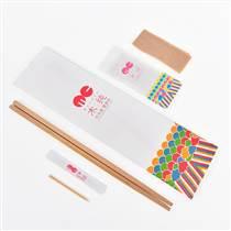 石家莊廠家定制一次性筷子套裝高級酒店專用