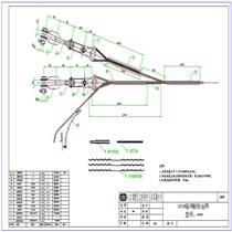 厂家加工安全备份线夹 预绞式SDG400/30型 线