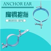 生产批发镀锌抗震P型管夹 P型卡 P型抱箍卡光缆金具