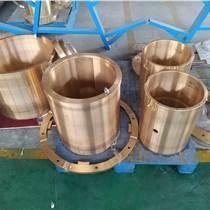 冶金设备铜套材质的选择