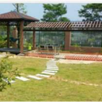 宜春公園椅、別墅庭院涼亭