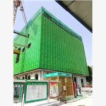 建筑爬架网 节省材料人工 安全可靠 喷塑爬架网 爬架