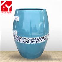 陶瓷圣菲活瓷能量缸養生甕負離子熏蒸缸養生甕美容調理發