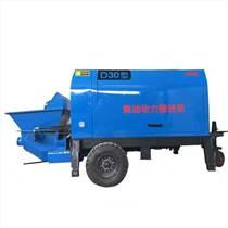 30柴油款輸送泵,混凝土大骨粒輸送泵,帶配套軟管