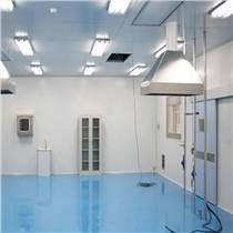 松岗彩钢板隔墙装修公司松岗燕川洁净室装修