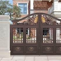 鋁藝庭院門高貴的象征