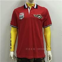广东定制polo衫工厂2020夏季男式新款POLO衫