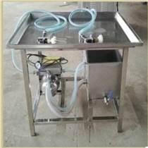 供應牛羊肉手動鹽水注射機鴨鵝帶骨產品鹽水注射機
