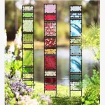 彩色玻璃定制創美加工廠