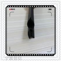 机箱配电机柜钢丝钢带复合耐老化防水防尘密封条
