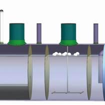 生態體式戶廁凈化處理設備