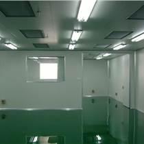 公明彩鋼板隔墻裝修公司甲子塘凈化廠房裝修