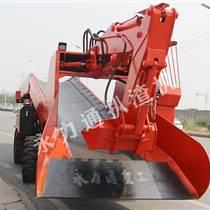 80煤礦防爆扒渣機  趴渣機設備型號 礦用耙渣機廠家