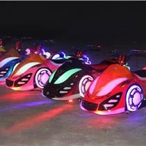 兒童碰碰車摩托電動擺攤發光游樂車大型游樂設備