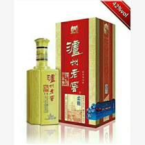 泸州老窖六年窖柔雅黄瓶