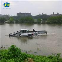水生植物收割船 水草打捞清漂船 水面保洁船