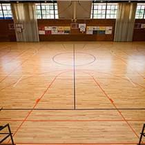 籃球館運動木地板廠家