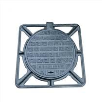 廠價直銷 球墨鑄鐵井蓋 下水道用800型 河北廠家供