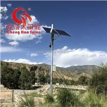 甘肅蘭州太陽能監控發電系統 監控供電系統