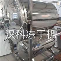 廠家定制南瓜、紅薯真空干燥凍干機