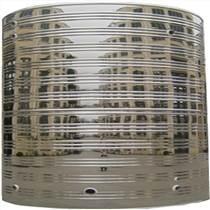 銷售信遠通牌XY系列不銹鋼圓柱形水箱供應