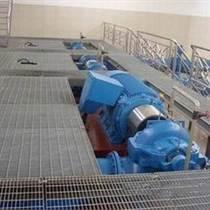 河北晨川鋼格柵板工廠維修平臺鋼格柵板