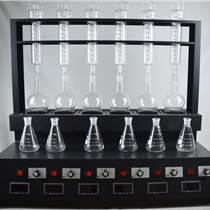 上海水質分析一體化蒸餾儀JTZL-6C簡易型熱銷