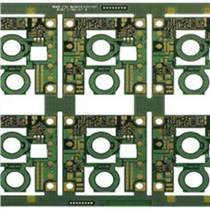 盲孔PCB板多层机械板沉金盲孔线路板