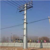 電力輸電鋼桿 10KV電力輸電鋼桿 單回路電力鋼桿定
