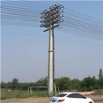 電力輸電鋼桿 10KV電力輸電鋼桿 剛樁基礎打樁 線