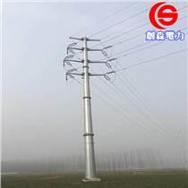 高壓架線  10KV電力鋼桿 輸電線路架線電力鋼桿