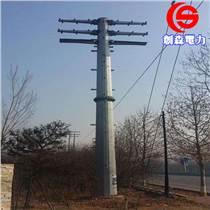 電力鋼管桿 高壓架線電力鋼管塔 輸電鋼桿