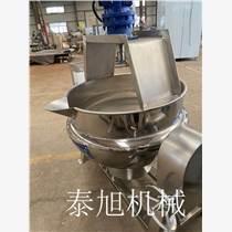 燃氣加熱夾層鍋-小型鹵煮鍋多少錢