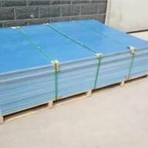PVC蓝色硬板 耐酸碱 防腐蚀 PVC蓝色洗衣池板材